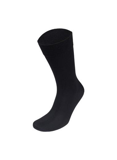 Katia & Bony Bambu Erkek Basic Soket Çorap  Siyah